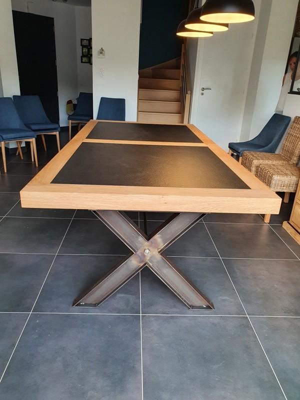 table sur meure seine maritime